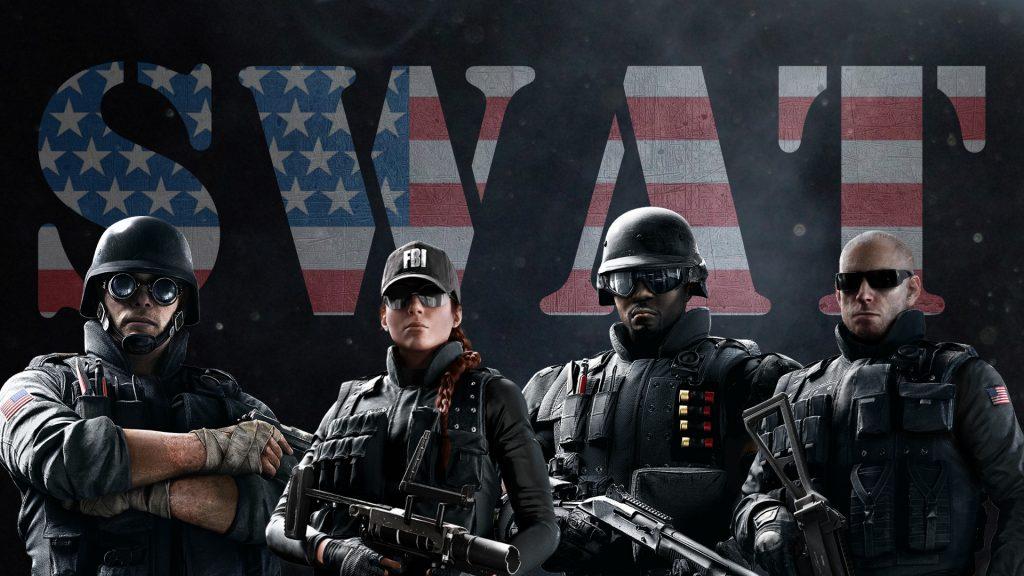 SWAT squad